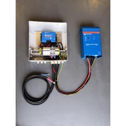 Protection panneau solaire - Coffret kit solaire autonome