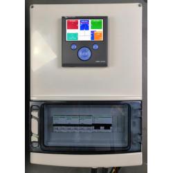 Supervision et gestion panneau solaire - VICTRON - Color Control GX