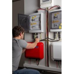 Cable-panneau-solaire_liaison-AC-onduleur/coffret-protection_image4